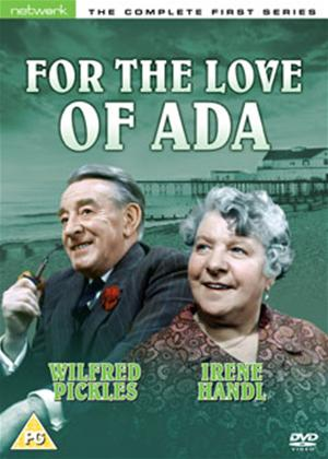 For the Love of Ada: Series 1 Online DVD Rental