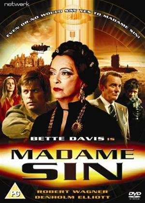 Rent Madame Sin Online DVD Rental
