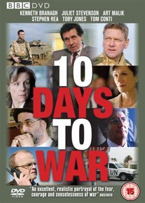 10 Days to War Online DVD Rental