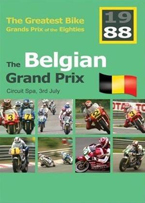 Great Bike GPs of the 80s: Belgium 1988 Online DVD Rental