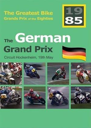 Rent Great Bike Gp of the 80s: Germany 1985 Online DVD Rental