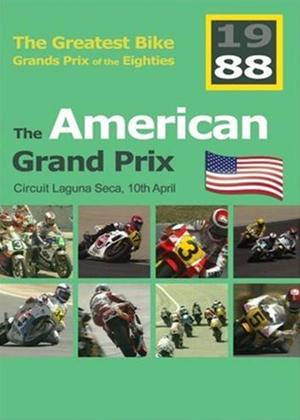 Rent Great Bike GPs of the 80s: Usa 1988 Online DVD Rental