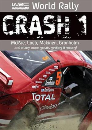 Rent WRC Great Crashes: Vol.1 Online DVD Rental