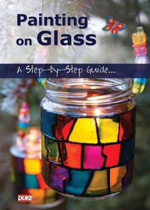 Rent Painting on Glass: An Instructional Guide Online DVD Rental