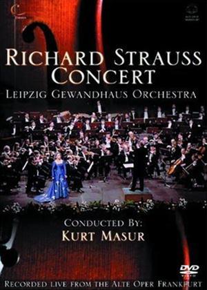 Kurt Masur: Strauss Concert Online DVD Rental
