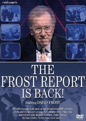 The Frost Report Is Back: Special Online DVD Rental