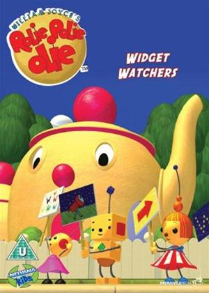 Rolie Polie Olie: Widget Watchers Online DVD Rental