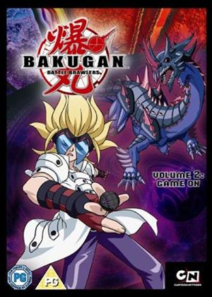 Rent Bakugan: Series 1: Vol.2 Online DVD Rental