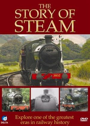 The Story of Steam Online DVD Rental