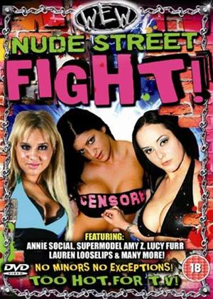 Rent WEW: Nude Street Fight Online DVD Rental