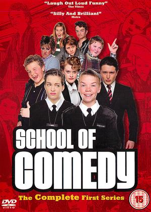Rent The School of Comedy: Series 1 Online DVD Rental