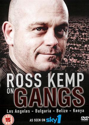Ross Kemp on Gangs: Los Angeles/Bulgaria/Belize/Kenya Online DVD Rental