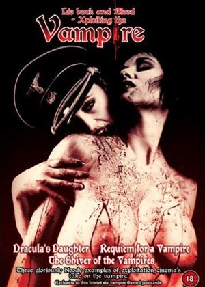 Lie Back and Bleed: Xploiting the Vampire Online DVD Rental