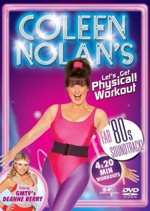 Coleen Nolan: Lets Get Physical Online DVD Rental