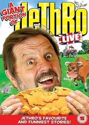 Rent Giant Portion of Jethro Online DVD Rental