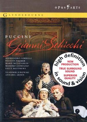 Rent Puccini: Gianni Schicci Online DVD Rental
