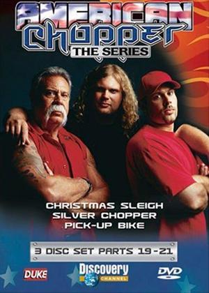 Rent American Chopper: Parts 19-21 Online DVD Rental