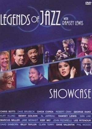 Rent Legends of Jazz with Ramsey Lewis Online DVD Rental