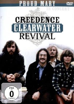 Credence Clearwater Revival: Proud Mary in Concert Online DVD Rental