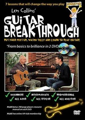 Guitar Breakthrough Online DVD Rental
