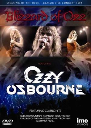 Rent Ozzy Osbourne Online DVD Rental