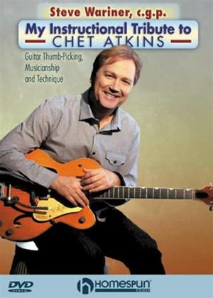 Rent Steve Wariner: My Instructional Tribute to Chet Atkins Online DVD Rental