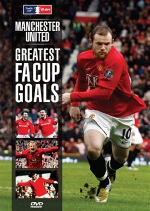 Manchester United: Greatest FA Cup Goals Online DVD Rental
