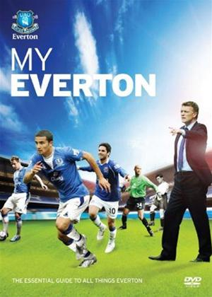 My Everton Online DVD Rental