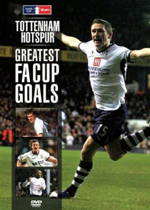 Tottenham Greatest FA Cup Goals Online DVD Rental