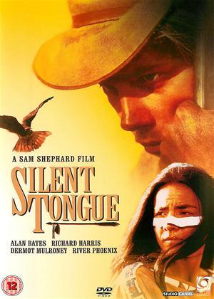 Rent Silent Tongue Online DVD Rental