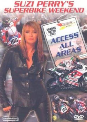 Rent Suzi Perry: Access All Areas Online DVD Rental