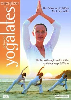 Yogalates: Energizer Online DVD Rental