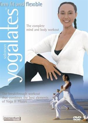 Yogalates: Firm, Fit and Flexible Online DVD Rental