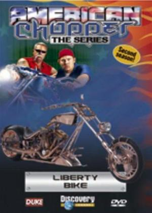 Rent American Chopper: Liberty Bike Online DVD Rental