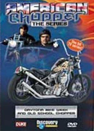 Rent American Chopper: Daytona and Old School Chopper Online DVD Rental