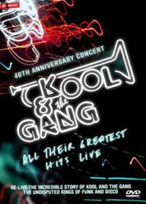 Kool and the Gang Online DVD Rental