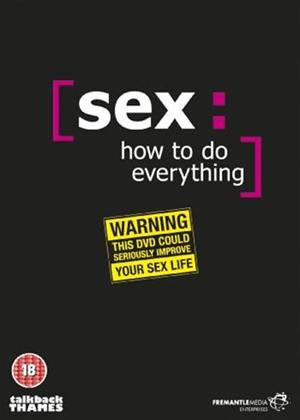 Sex: How to Do It Online DVD Rental