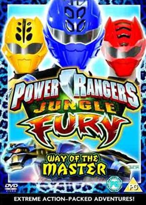 Rent Power Rangers: Jungle Fury: Vol.2 Online DVD Rental