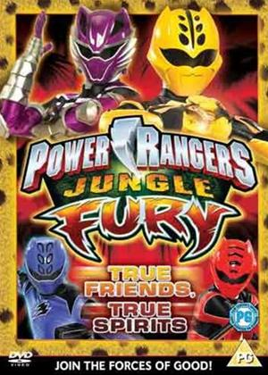 Rent Power Rangers: Jungle Fury: Vol.3 Online DVD Rental