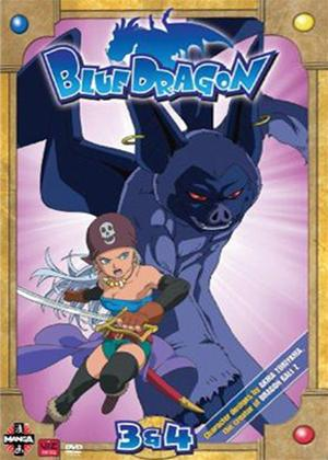 Rent Blue Dragon: Vol.3 and 4 Online DVD Rental