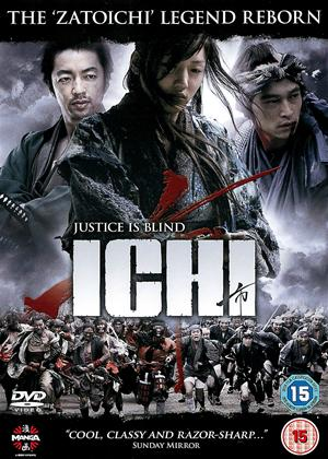 Ichi Online DVD Rental