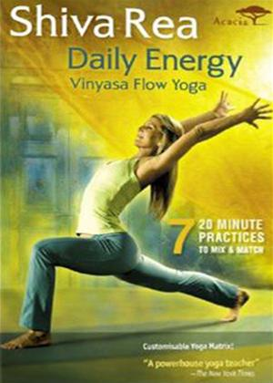 Shiva Rea: Daily Energy Online DVD Rental