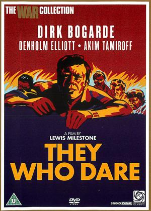 They Who Dare Online DVD Rental