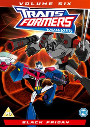 Transformers Animated: Vol.6 Online DVD Rental