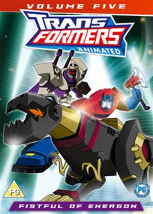 Transformers Animated: Vol.5 Online DVD Rental