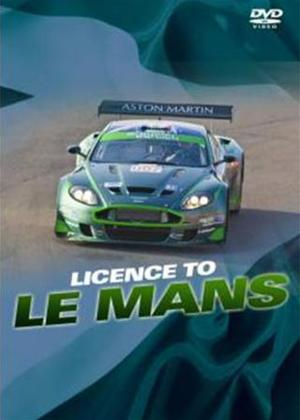 Rent Licence to Le Mans Featuring Tiff Needell Online DVD Rental