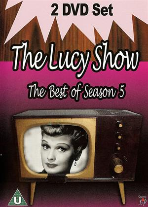 Lucy Show: Best of Series 5: Vol.1 Online DVD Rental