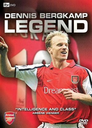 Dennis Bergkamp: Legend Online DVD Rental