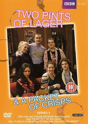 Two Pints of Lager and a Packet of Crisps: Series 8 Online DVD Rental