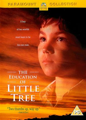 The Education of Little Tree Online DVD Rental